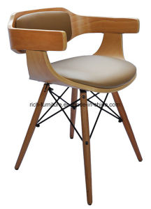 Good Quality Low Prices Designer Wood Dining Chairs pictures & photos