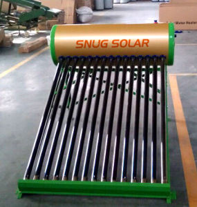 Integrated Low Pressurized Solar Geysers pictures & photos