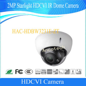 Dahua Starlight Hdcvi IR Dome 2MP Camera (HAC-HDBW3231E-ZT) pictures & photos