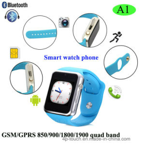2016 Newest Smart Watch Phone with Web Browser Function (A1) pictures & photos