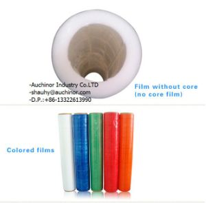 Clear Multicolor Bunding  Stretch  Film  Jumbo  Roll  Wrap Film pictures & photos