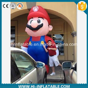 Custom Made Inflatable Repairman Cartoon, Inflatable Film Character Model for Advertising pictures & photos
