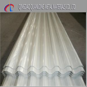 Corrugated Prepainted Galvanized Roofing Steel Sheet pictures & photos