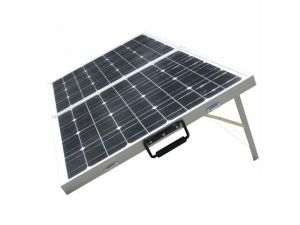 100W Folding Solar Panel for Camping with Motorhome pictures & photos