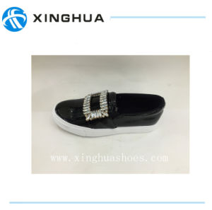 Mademoisslle Lock Casual Shoes for Supplier pictures & photos