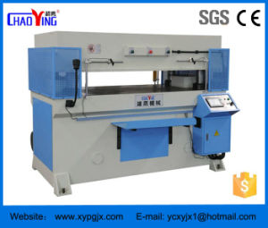 XYJ-3/150 Four Column Hydraulic Plane PVC Die-Cutting Machine/Shoe Machine pictures & photos