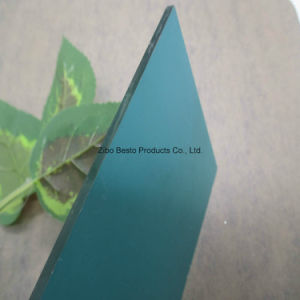 White and Colored/Coloured Plate/Flat Sheet Glass for Sale pictures & photos