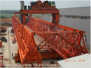 U Type Separate Steel Parts of Bridge Launching Gantry Crane pictures & photos