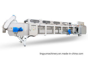 Water Cooling Conveyor Belt for Electrostatic Powder Coating Machine pictures & photos