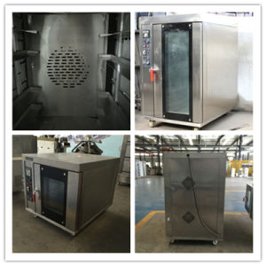 Bread Baking Convection Oven in Baking Equipment pictures & photos
