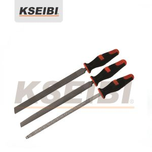 3-PC Hand Tools Rasp Hand Files Sets with Handle - Kseibi pictures & photos
