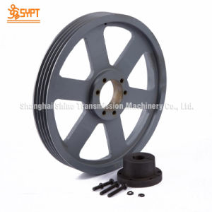 Large V-Belt Pulley for Power Transmission (with QD bushing) pictures & photos