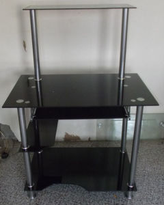 Glass Computer Desk (KA-W05)