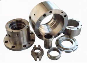 Precision Stainless Steel Parts pictures & photos