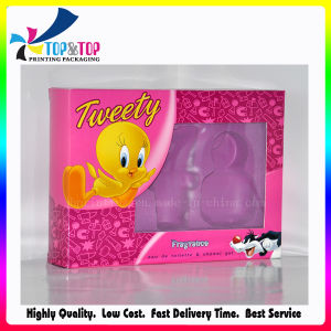 Tweety Cosmetic Paper Box/Window Paper Box/Gift Paper Box pictures & photos