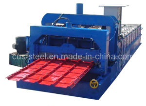 Color Roofing Unsymmetrical Cold Forming Machine (W925) pictures & photos