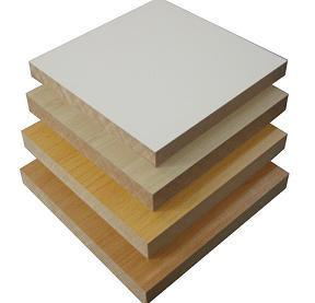 Melamine Laminated MDF pictures & photos
