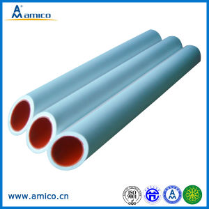 Heat Resistance PPR-Al-PPR Pipe for Hot Water Supply pictures & photos