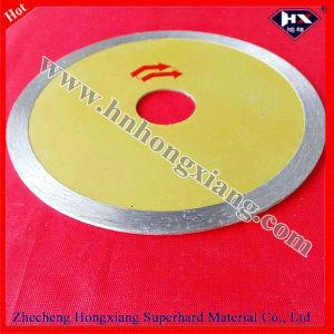 Circular Diamond Cutting Disc for Glass pictures & photos