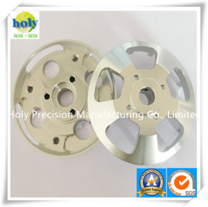 CNC Machining Aluminum 7075 T6 Mechanical Parts (MQ2022) pictures & photos