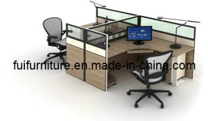 2013 Hot Sale Office Partition, Office Table (FP066I-28-2)