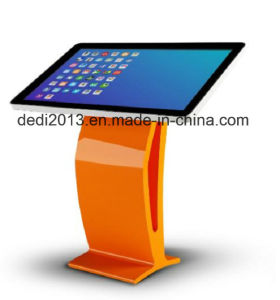 47 Inch HD Android Floor Stand Holographic LCD Touch Screen One Machine pictures & photos