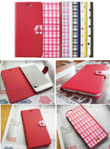 Mobile Phone Accessory Classical Leather Case for iPhone 6/6s Cover pictures & photos
