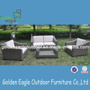 High Grade Rattan/Wicker Sofa Set Outdoor Furniture