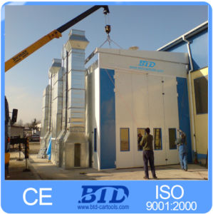 2015 Best Selling Bus Spray Painting Booth pictures & photos