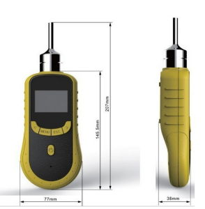 Nh3 Toxic Gas Detector