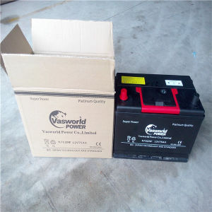80ah SMF Car Starting Battery JIS80lmf pictures & photos