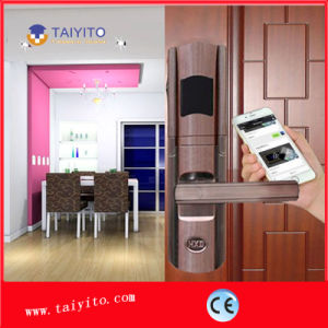 Smart Electric Fingerprint Doorlock for a Building
