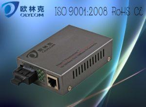 10/100m Sm 1310nm Dual Fiber Media Converter (TA210-FE/SC-20)
