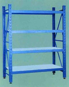 Good Quality Medium Duty Storage Rack in Warehouse pictures & photos