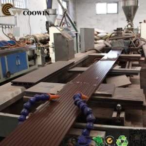 Plastic WPC/PVC Profile Extrusion Line, Long Life Span WPC Profile Making Machine pictures & photos