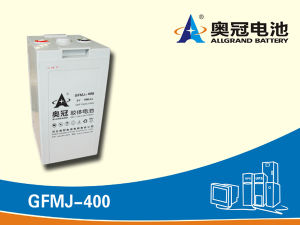 SMF Battery 2V400ah for UPS Use