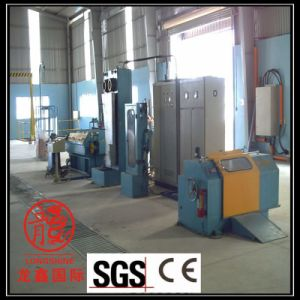 Copper Intermediate Wire Drawing Machinery Equipment/Wire Cable Machine pictures & photos