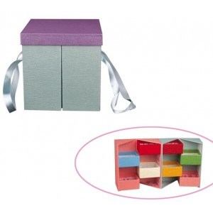 Multi-Division Jewellry Storage Gift Box (JB-016) pictures & photos