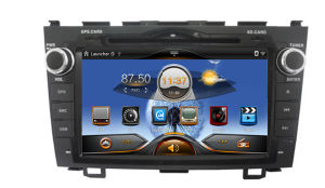 Pure Car Android 4.2 OS GPS Navigation DVD Player for Old Honda Cr-V