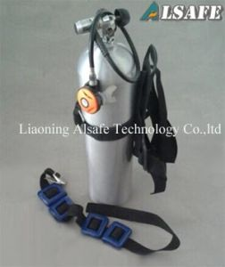 Scuba Aluminum Diving Underwater Oxygen Cylinder pictures & photos