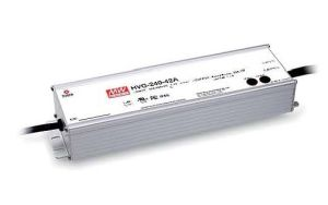 Hvg-240 240W Constant Voltage + Constant Current LED Driver