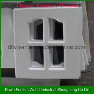 PVC Membrane MDF Core Kitchen Cabinet Door pictures & photos