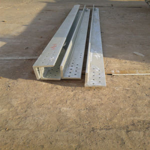 Hot DIP Galvanized Steel Angle Use for Electric Tower pictures & photos