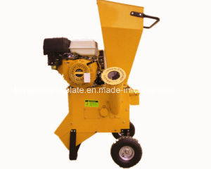 Petrol Engine Brancher Cutter 9HP Wood Chipper Shredder pictures & photos