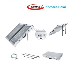 140W Portable Solar Power Supply Solar Panel Solar System pictures & photos