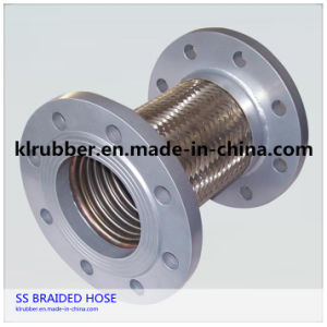 Stainless Steel Flexible Hose Whith Hydraulic Fitting pictures & photos