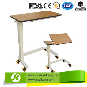 Hospital Overbed Dining Table (CE/FDA/ISO) pictures & photos