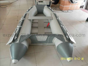 Inflatable Boat with Coated Plywood Floor pictures & photos