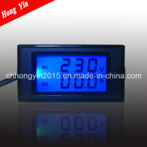 Hot LCD AC and DC Digital Display Meter pictures & photos