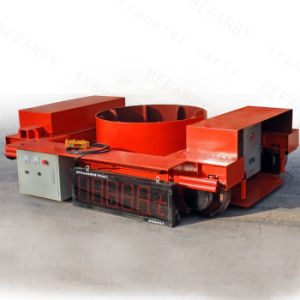 Heavy Load Industry Use Ladle Transfer Cart on Rails for Transfer pictures & photos